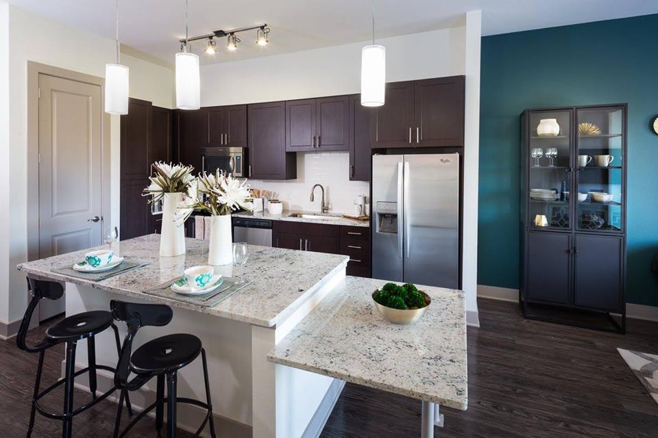 Kitchen at Listing #282823