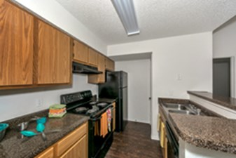 Kitchen at Listing #137587