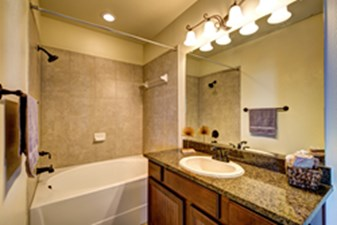 Bathroom at Listing #147891