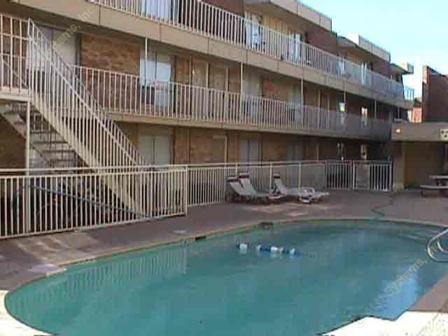 Pool Area at Listing #135720
