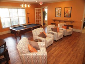 Gameroom at Listing #144051