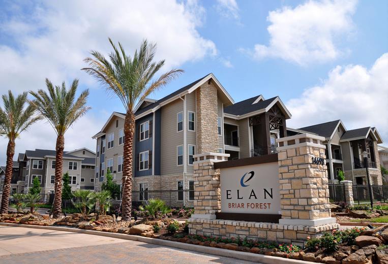 Elan Briar Forest Apartments Houston, TX