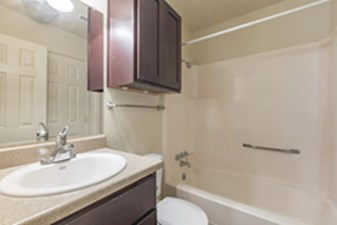 Bathroom at Listing #212352