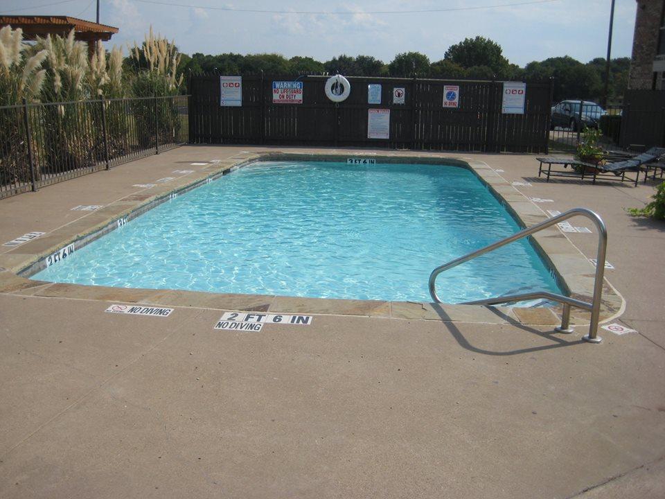 Pool at Listing #228655
