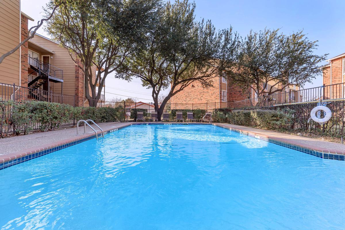 Pool at Listing #136028