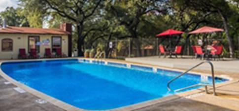 Pool at Listing #141278