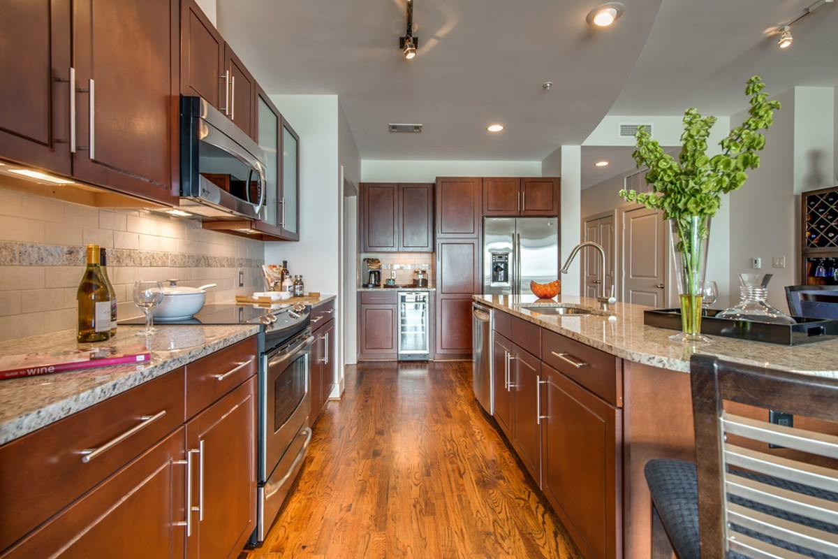 Kitchen at Listing #146430