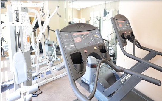 Fitness at Listing #138823