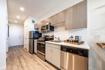 Kitchen at Listing #309993