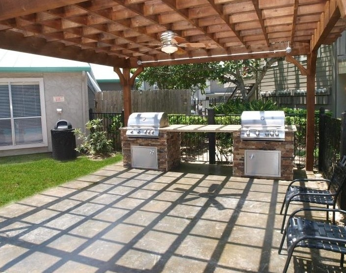 BBQ at Listing #138305