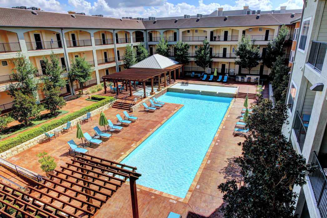 Avanti Hills at the Galleria Apartments Austin TX