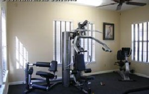 Fitness Center at Listing #144967