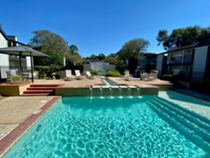 Pool at Listing #139945