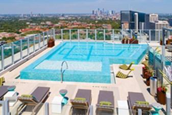 Pool at Listing #282407