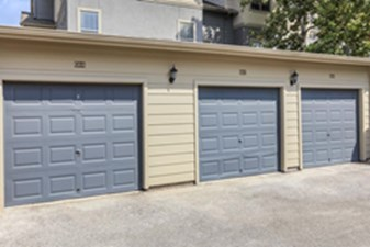 Covered Garage at Listing #140733