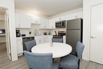 Dining/Kitchen at Listing #292489