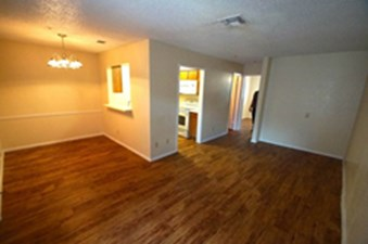 Living/Dining at Listing #140740