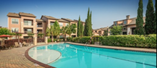 Pool at Listing #144653