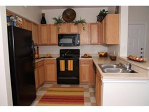 Kitchen at Listing #144818