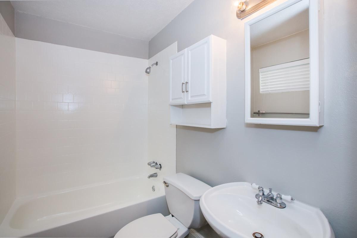 Bathroom at Listing #138771