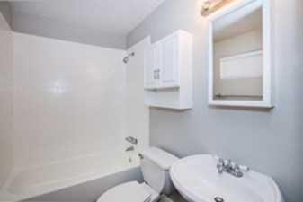 Bathroom at Listing #138771