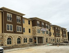Darson Marie Terrace Apartments San Antonio TX