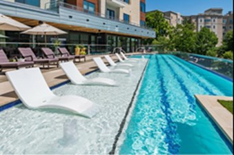 Pool at Listing #279814
