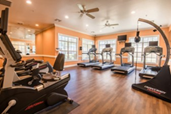 Fitness Center at Listing #144684