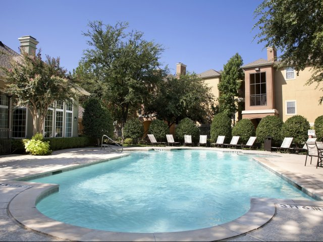 Pool at Listing #137631