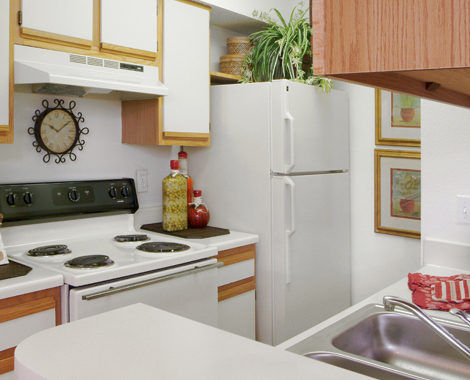 Kitchen at Listing #136204