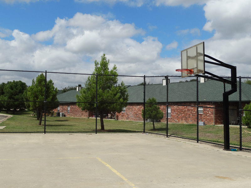 Basketball Court at Listing #152268