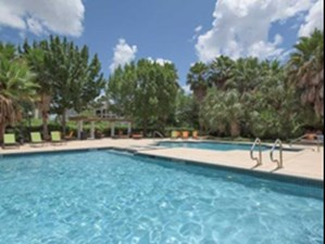 Pool at Listing #140610