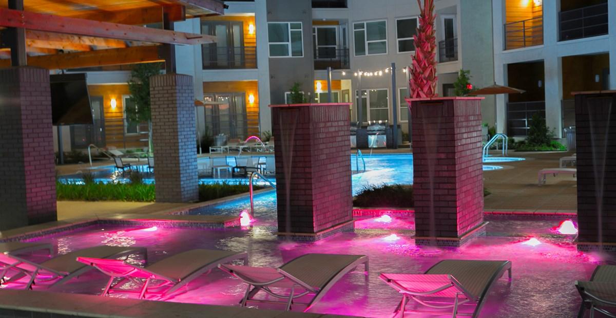 Pool at Listing #236627