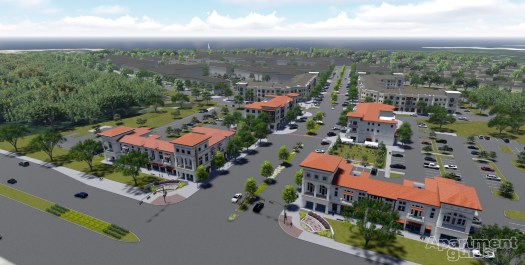 Nexus Lakeside Apartments Flower Mound TX