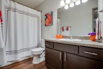 Bathroom at Listing #140182