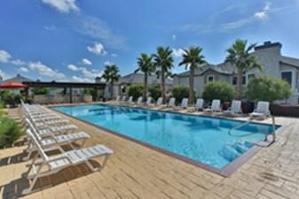 Pool at Listing #144944