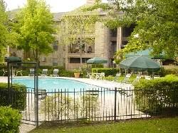 Pool Area at Listing #138714