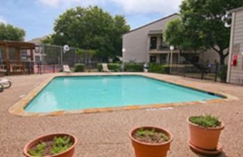 Pool at Listing #136041