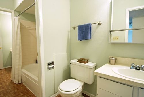 Bathroom at Listing #139367