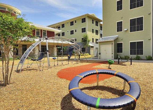 Playground at Listing #153247