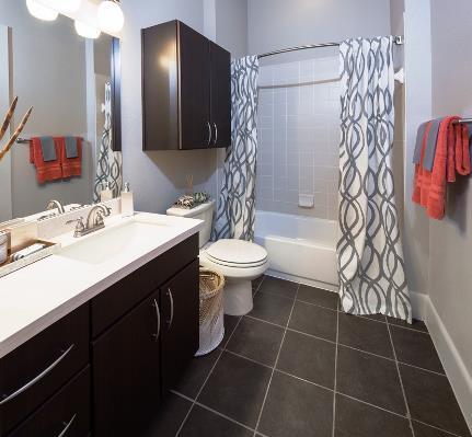 Bathroom at Listing #227127