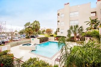 Pool at Listing #138428