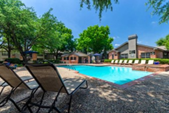 Pool at Listing #136722