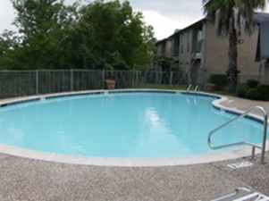 Pool at Listing #139289