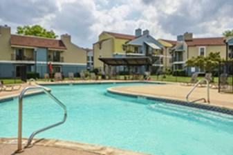 Pool at Listing #140510