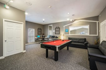 Gameroom at Listing #136277