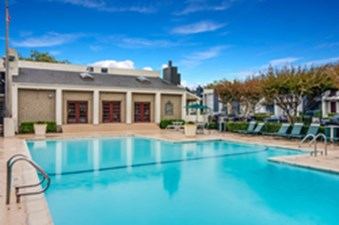 Pool at Listing #136390