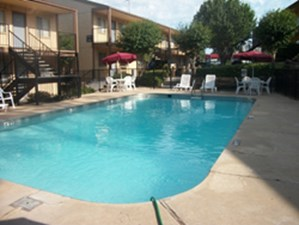 Pool at Listing #137219