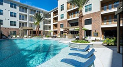 Pool at Listing #310368