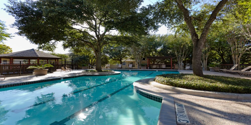 Pool at Listing #141300